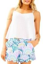 Buttercup Printed Shorts