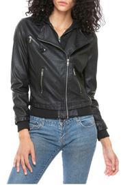 Moto Black Jacket