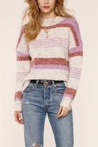 Cecily Stripe Sweater