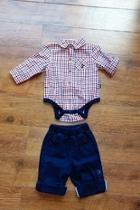 2 Piece Shirt Set