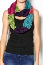 Bright Infinity Scarf