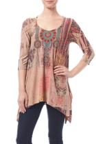 Beautiful Tribal Printed Top