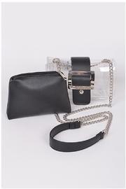 Lucite Chain Bag