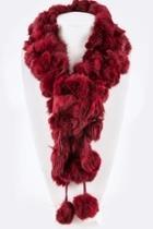 Fur Balls Iconic-scarf