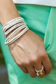 Marshmallow Wrap Bracelet