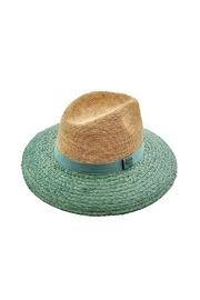 Adjustable Straw Hat