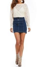 Corset Mini Skirt