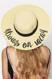 Always On Vacay-hat