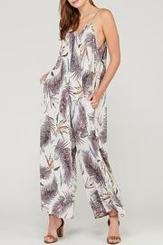 Tropical Leaves Jumpers