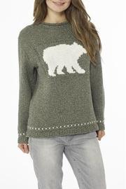 Grey Bear Sweater