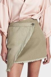 Militaire Wild-thing Skirt