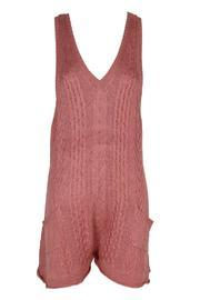 Charlotte Cable Playsuit