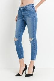 Destroyed Skinny-jeans, Medium