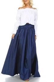 Belted Widow Skirt