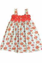 Rosebud Floral Dress