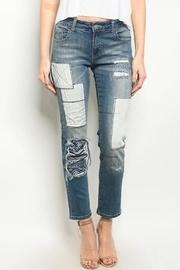 Washed Denim Skinnies