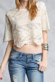 Ya Crochet Crop Top