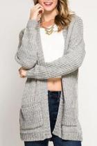 Oversized Comfy Cardigan