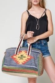 Aztec Boston Bag