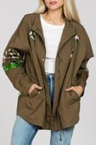 Emboridered Jacket