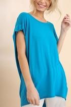 Dolman Shortsleeve Top