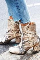 Boot Cecile