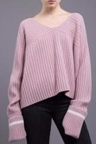 Rolled Cuff Sweater