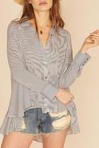 Striped Summer Blouse