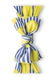 Lemonade Printed Knot Headband