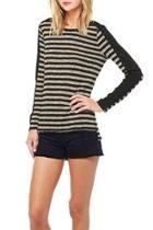 Fitz Striped Top
