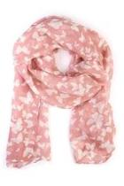 Butterfly Oblong Scarf