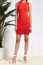 Chloe Textured Dress