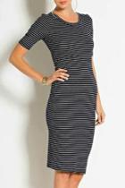 Annie Striped Dress