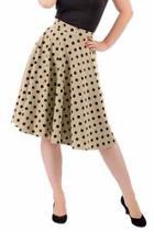 Polka-dot Thrills Skirt