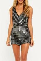 Glimmer Playsuit