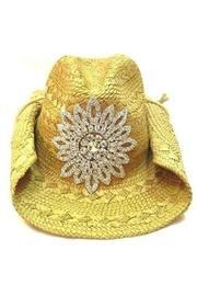 Cowboy Hat Rhinestone
