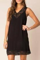 Black Eva Dress