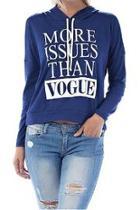 Printed Pullover Hoodie