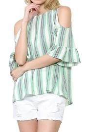 Beautiful Stripe Top