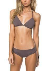 T Back Halter Bikini Top