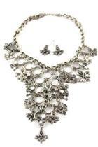 Fleur-de-lis Charm Necklace