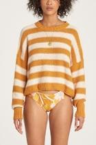 Til Sunset Stripe Sweater