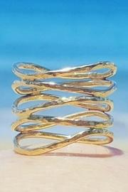 5 Maui Waves Ring