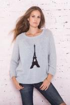 Eiffel Tower Sweater