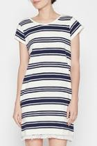 Striped Casual Dress