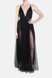 Black Enchantress Gown