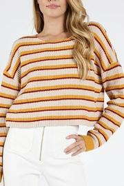 Stripes-for-days Sweater