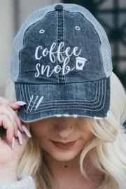 Coffee Snob Hat