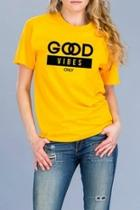 Good Vibes Only-tee