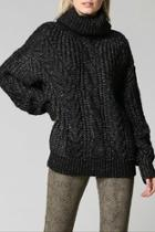 Chunky Cableknit Sweater